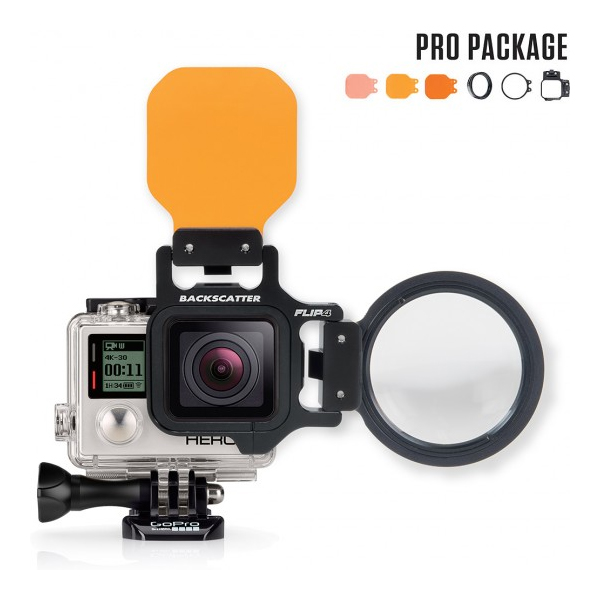 Pro Underwater Filter & Macro Lens for GoPro