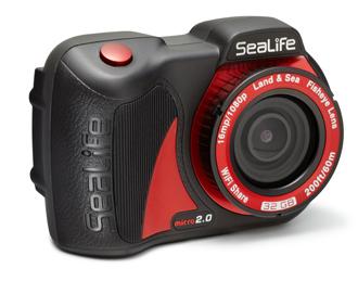 Sealife Micro 2.0 Underwater Camera