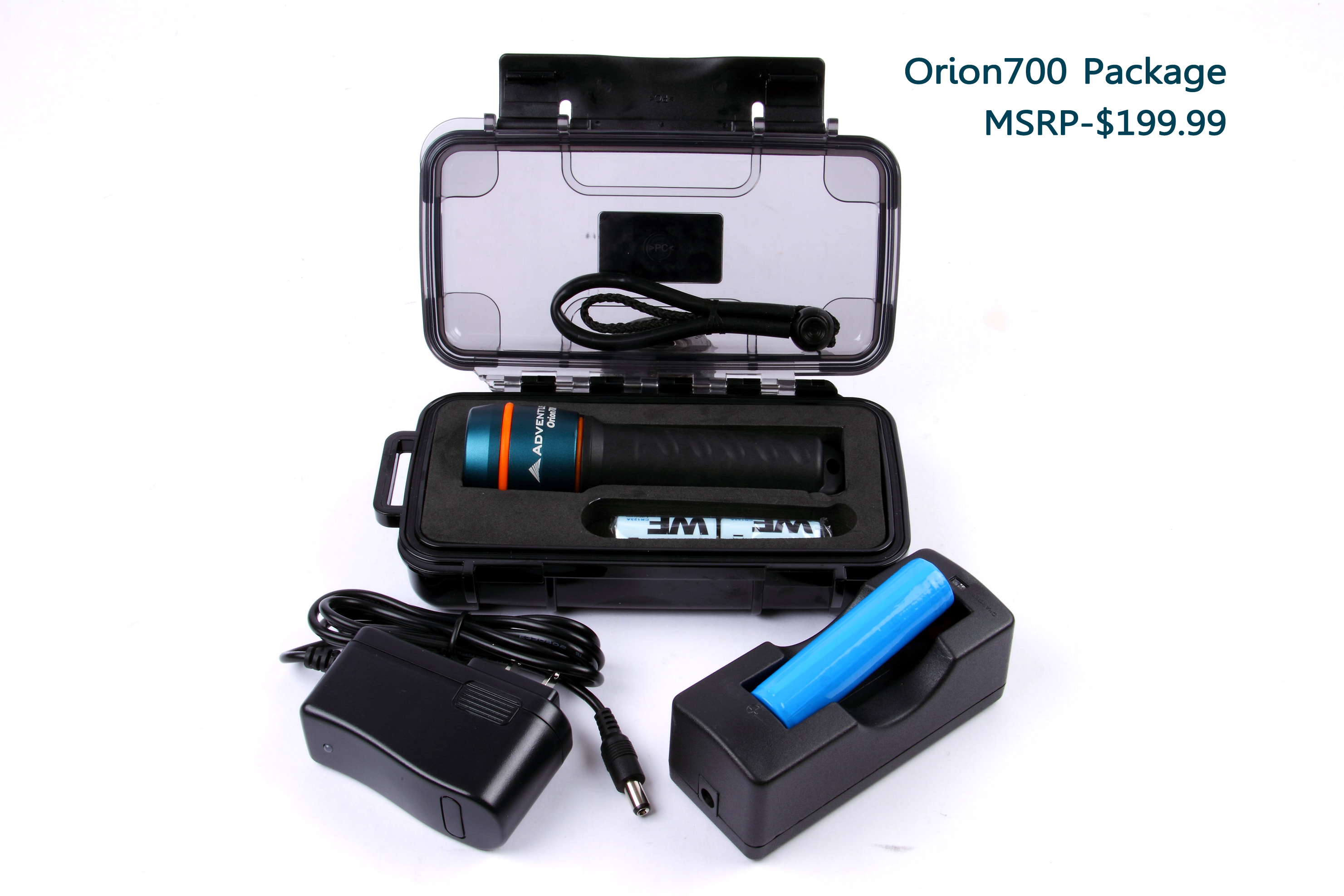 Orion700v Package