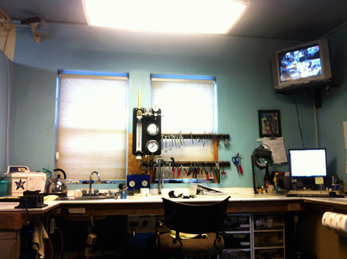 Our highly trained staff at our San Gabriel location can take care of all your scuba equipment service and repair needs.